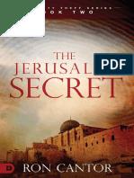 The Jerusalem Secret – PREVIEW