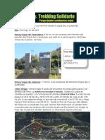Info Trekking Solidario 10.04.2016