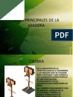 Usos Principales de La Madera