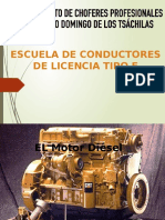 Lección 2 El Motor Diesel