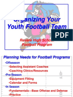 RHS Youth Organizational Presentation