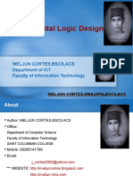 MELJUN CORTES - Logic Design & Switching (Digital Logic Design)