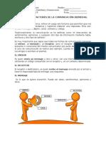 Los Factores de La Comunicación