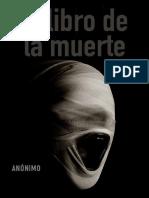El libro de la muerte de Anónimo