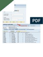 Ativar Log Tabelas SAP