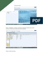 Modulo SAP-BW-creacion y Carga de Ods