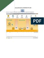 Manual Para Biométricos at 130 y ATC 230