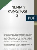 Anemia y Parasitosis