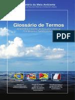 Glossario de termos Referentes a Gestão de Recursos Hidricos