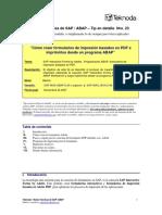Como Crear Formularios de Impresion Basados en PDF