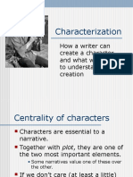 additionalcharacterization