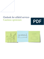 Deloitte Uk Energy and Resources Outlook for Oilfield Services