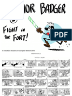 MDD_Honor Badger Storyboard 2016