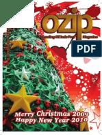 OZIP Magazine | December 2009 January 2010
