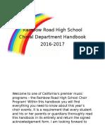 ranbow road handbook