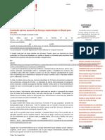 Estado de Direito _Comissão Aprova Aumento Da Licença-maternidade No Brasil Para Um Ano - Estado de Direito