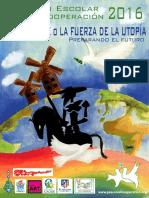 Premio escolar paz y cooperación 2016