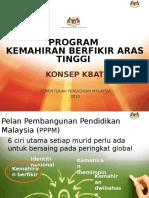 Nota KPM-Konsep KBAT.ppt