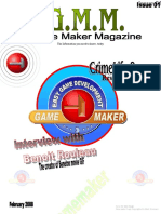 Game Maker Magazine - Issue 01
