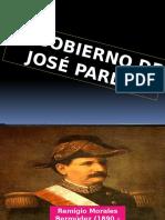 4_ Año - Tema - 1_ Gobierno de José Pardo