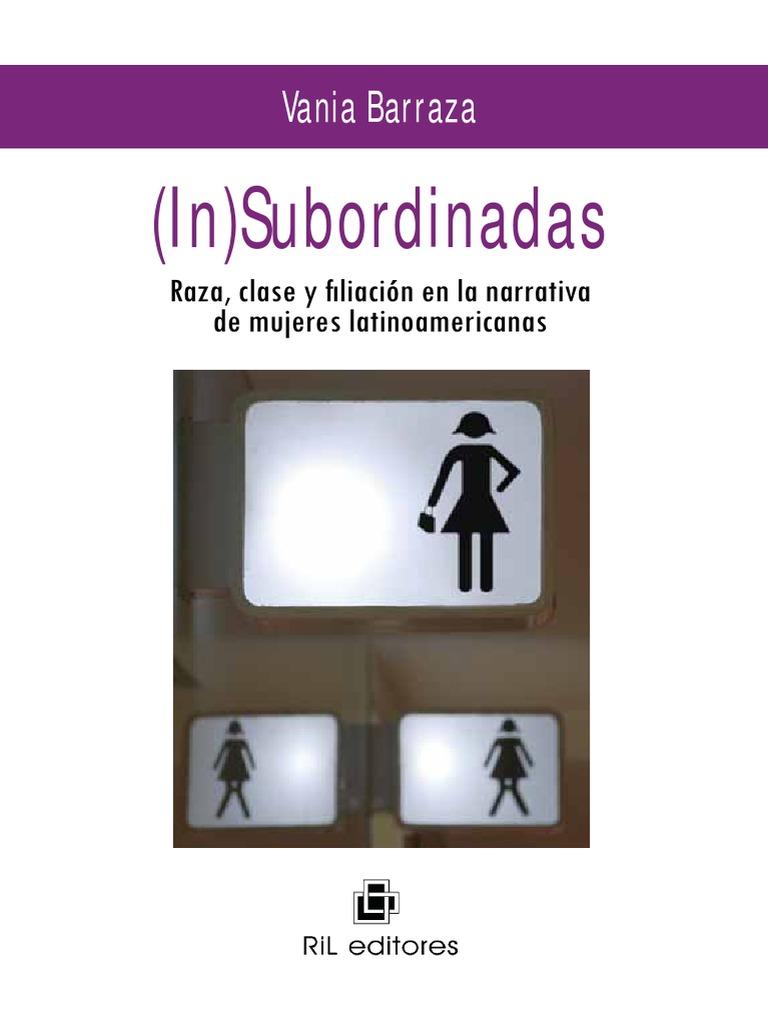 in)Subordinadas