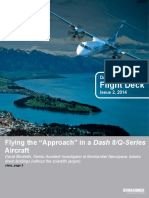 Dash 8-Q Series Flight Deck Issue 2 2014