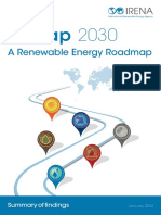 IRENA_A Renewable Energy Roadmap 2030