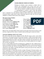 Ministração 27-10-2013