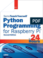 Raspberry Pi - Teach Yourself Python Programming in 24 Hours (2016).pdf
