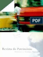 Revista do patrimonio historico e artistico nacional 1996