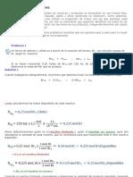 Estequiometría y soluciones.doc