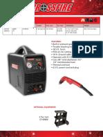 PC-375 Plasma Cutter