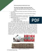 Analisis Supply Chain Pada Produk Semen Batu Raja