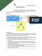 Prueba Práctica #1 NAT - DHCP