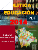 Politica y Educacion 2014 Primer Parcial (1) (1)