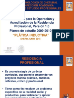 Platica Ind. Res.enero-junio 2015