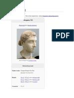Cleopatra LA REINA
