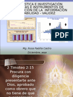 InvestigaciòN-recolección de Datos-fiabilidad y Validez Con Spss_parte1