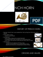 french horn presentation-1