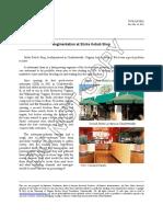 Case Darden - Segmentation at Sticks Kebob Shop