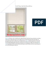 Rem Roman Dep Gia Re o Pho Hai Ba Trung - Quan Hoan Kiem Ma RM 133