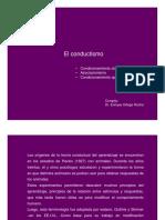 Microsoft PowerPoint - El Conductismo