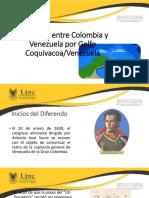 Diferendo Entre Colombia y Venezuela Por Golfo Coquivacoa