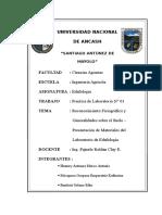 Practica N 01- Reconocimiento Fisiografico