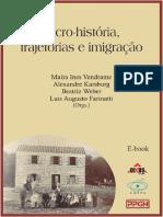 Micro História E BOOK