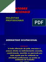 Dermatoses Ocupacionais