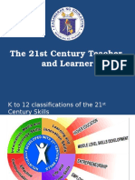 21st Century Teacher Deped