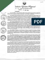Resolucion Regional sobre INCENTIVOS LABORALES