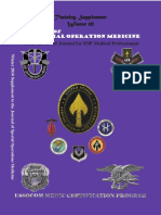 201021U. S. Special Operations Command (USSOCOM)