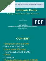 e bomb